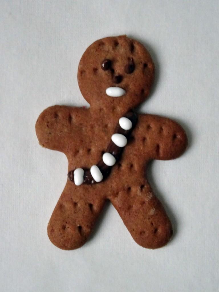 Biscuit Choubaka- Chewbacca biscuit