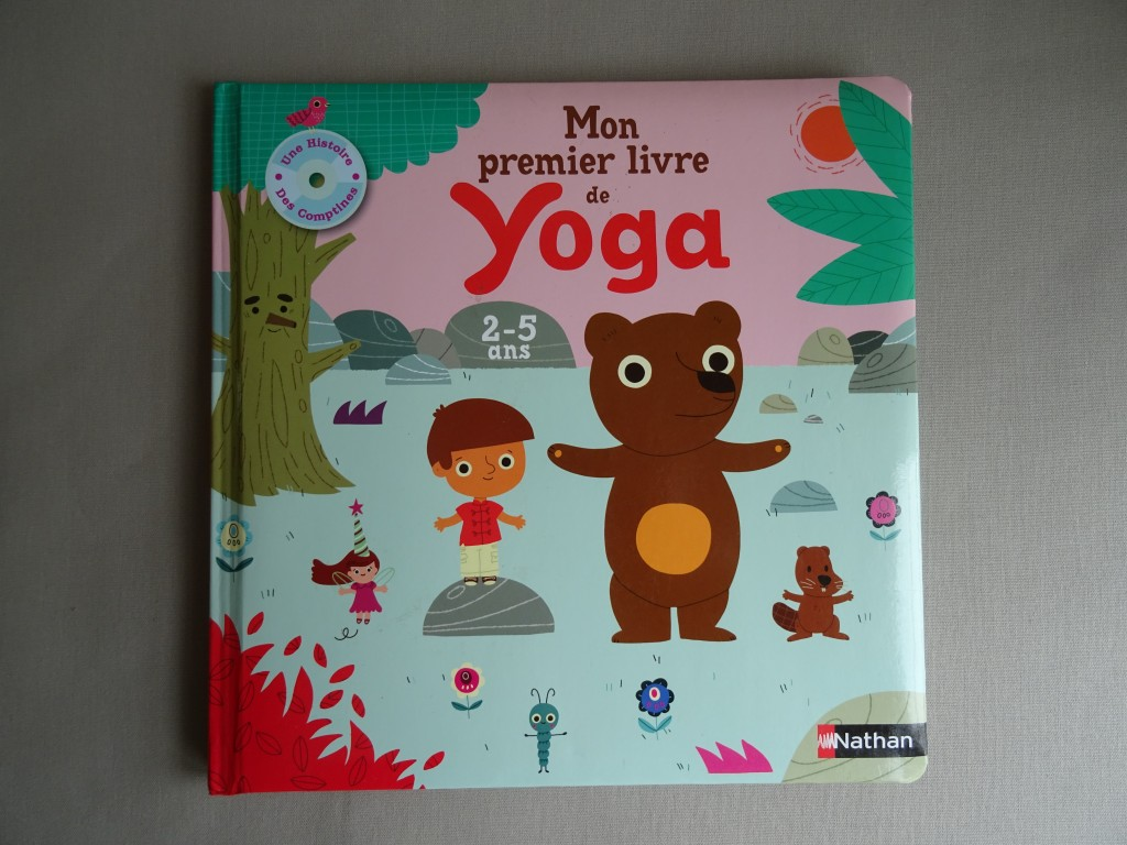ma s u00e9lection de livre de yoga pour les enfants