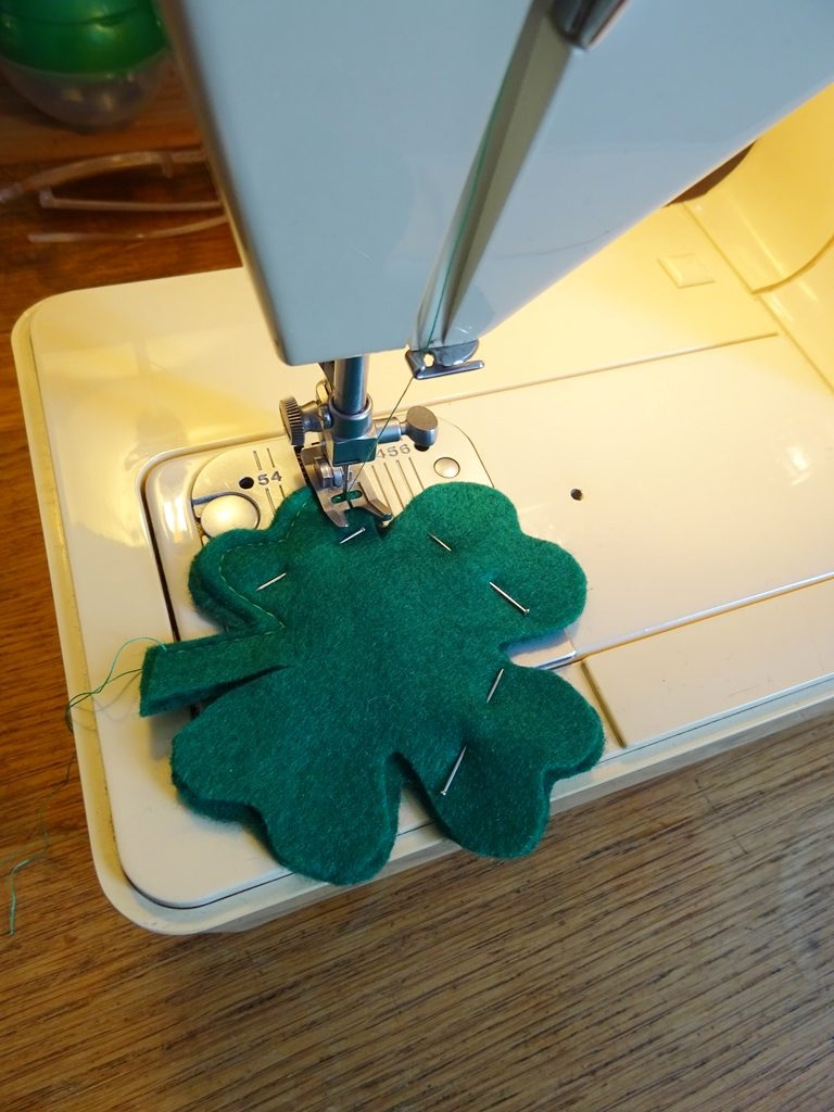 Accessoires mode St Patrick-DIY